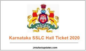 Karnataka-SSLC-Hall-ticket-2020