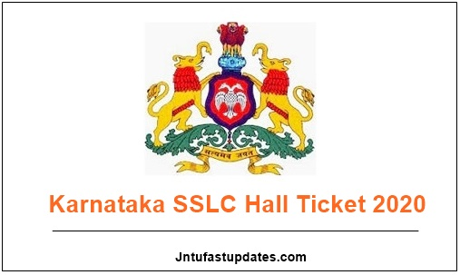 Karnataka-SSLC-Hall-ticket-2020