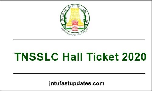TN-sslc-hall ticket-2020