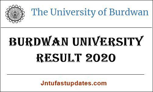 Burdwan-University-Result-2020