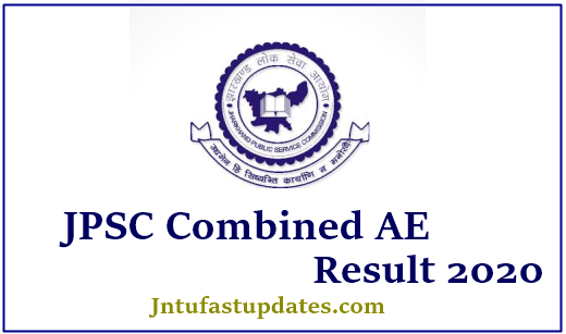 JPSC Combined Assistant Engineer Result 2020