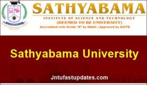 Sathyabama-University