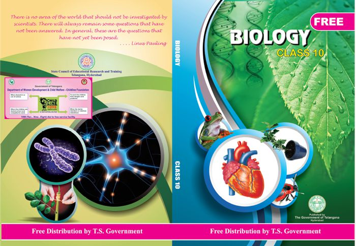 TS 10th Class Biology Textbook
