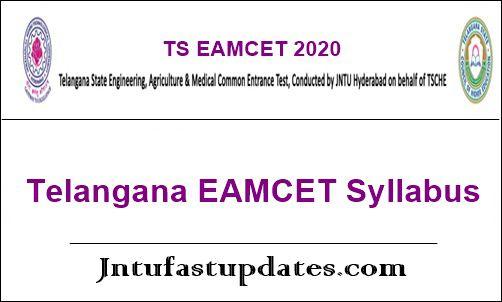 TS-EAMCET-2020-Syllabus
