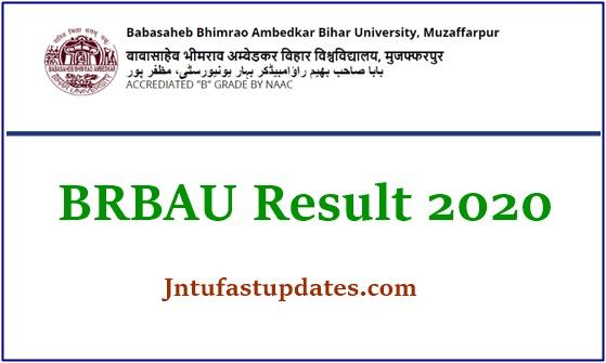 BRABU Result 2020