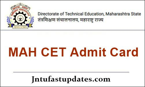 MAH-CET-Admit-Card-2020