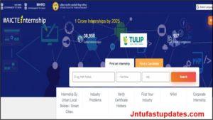 AICTE Internship Portal