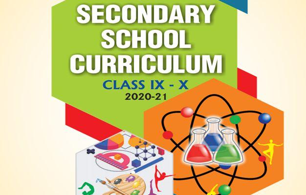 CBSE class 10 syllabus 2020-21