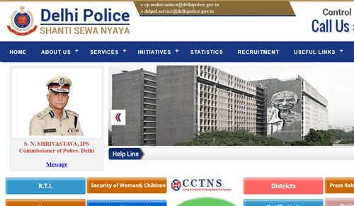 Delhi Police Constable Apply Online 2020