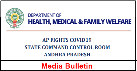 ap health bulletin today covid 19