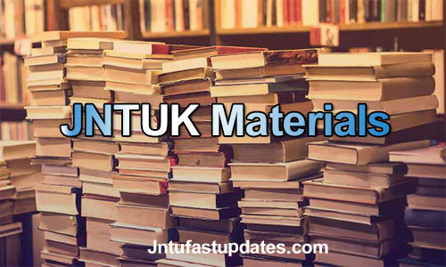 jntuk-materials