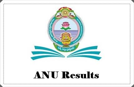 ANU results
