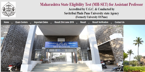 MH SET Admit Card 2020