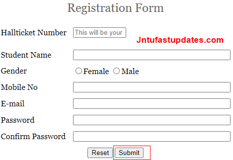 jntuh-student-services-registration-form-filling