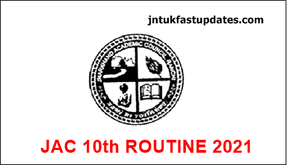 JAC-10th-Time-Table-2021