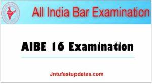AIBE-16-Exam-2021