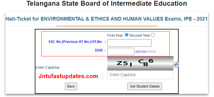 ENVIRONMENTAL, ETHICS AND HUMAN VALUES Hall Tickets
