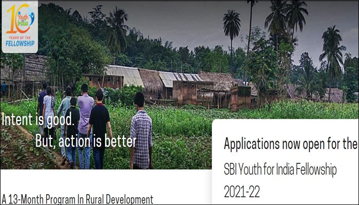SBI-Youth-for-India-Fellowship-2021