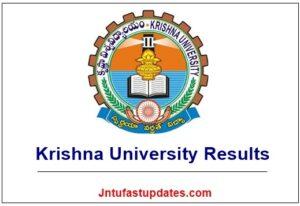 Krishna-University-results